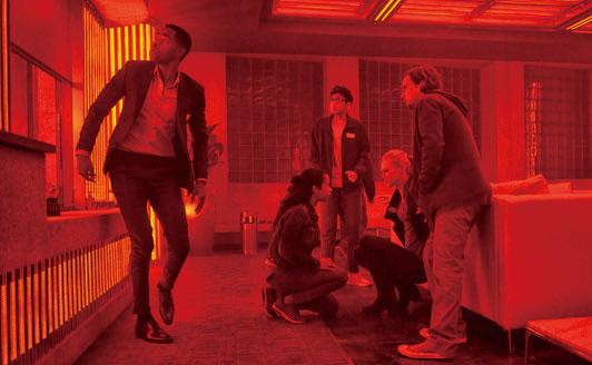 第1の部屋:灼熱地獄